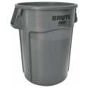 Ronde Brute Utility container 166,5 ltr, Rubbermaid