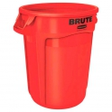 Ronde Brute container 121,1 ltr, Rubbermaid