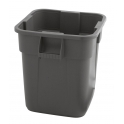 Vierkante Brute container 151,4 ltr, Rubbermaid