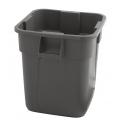 Vierkante Brute container 151,4 ltr, Rubbermaid