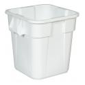 Vierkante Brute container 106 ltr, Rubbermaid