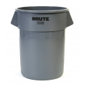 Ronde Brute Container 208,2 ltr, Rubbermaid