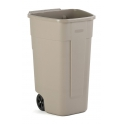 Mobiele container 110 ltr, Rubbermaid