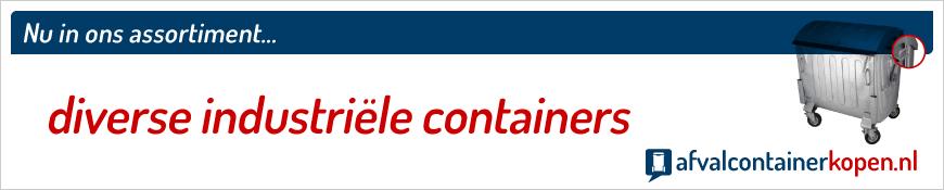 industriële containers te koop